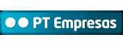Logótipo do parceiro estratégico PT Empresas