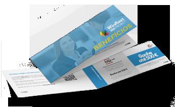 Livro de benefícios do WinRest 360