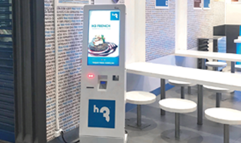 Módulo adicional WinRest 360 - Kiosk digital