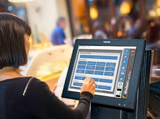 WinRest 360 - Software com ecrã módulos adicionais