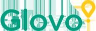Logotipo do parceiro de entregas de comida - Glovo