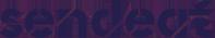 Logotipo do parceiro de entregas de comida - SendEAT